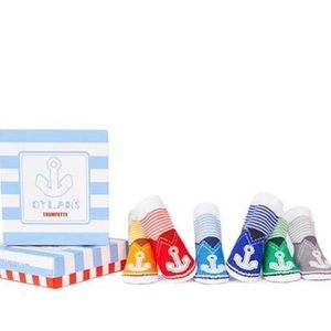 🍄 NWT Trumpette • Dylan's Baby Socks